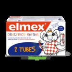 Acheter ELMEX DUO DENTIFRICE ENFANT, tube 50 ml x 2 à MONTEUX