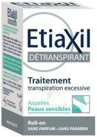 Etiaxil Aisselles Détranspirant Peau Sensibles Roll-on/15ml à MONTEUX