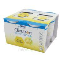 Clinutren Dessert 2.0 Kcal Nutriment Vanille 4cups/200g à MONTEUX