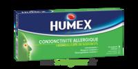 Humex Conjonctivite Allergique 2 %, Collyre En Solution En Récipient Unidose à MONTEUX