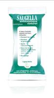 SAUGELLA ANTISEPTIQUE Lingette hygiène intime Paquet/15 à MONTEUX