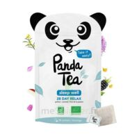 Panda Tea Sleep Well Infusion  28 Sachets à MONTEUX