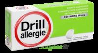 Drill 10 Mg Comprimés à Sucer Allergie Cétirizine Plq/7 à MONTEUX