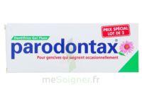 PARODONTAX DENTIFRICE GEL FLUOR 75ML x2 à MONTEUX