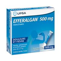 Efferalgan 500 Mg Glé En Sachet Sach/16 à MONTEUX