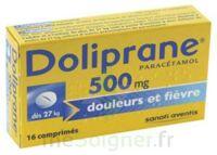 Doliprane 500 Mg Comprimés 2plq/8 (16) à MONTEUX