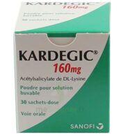 Kardegic 160 Mg, Poudre Pour Solution Buvable En Sachet à MONTEUX