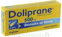 Doliprane 500 Mg Gélules B/16 à MONTEUX
