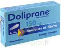 Doliprane 150 Mg Suppositoires 2plq/5 (10) à MONTEUX