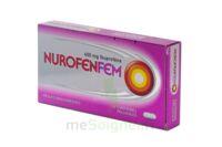 Nurofenfem 400 Mg, Comprimé Pelliculé à MONTEUX