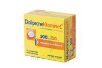 Dolipranevitaminec 500 Mg/150 Mg, Comprimé Effervescent à MONTEUX