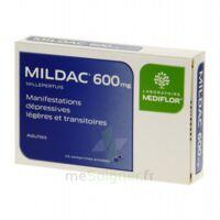 Mildac 600 Mg, Comprimé Enrobé à MONTEUX