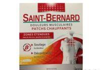 St-Bernard Patch zones étendues x2 à MONTEUX