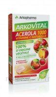 Arkovital Acérola 1000 Comprimés à croquer B/30 à MONTEUX