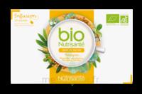 Nutrisanté Infusions Bio Tisane Régulation des sucres 20 Sachets à MONTEUX