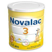 Novalac 3 Lait De Croissance B/800g à MONTEUX