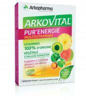 Arkovital Pur'Energie Multivitamines Comprimés dès 6 ans B/30 à MONTEUX