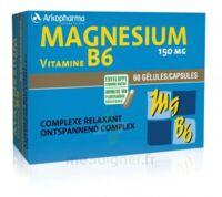Arkovital Magnésium Vitamine B6 Gélules B/60 à MONTEUX