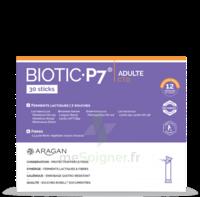 Aragan Biotic P7 Adulte Poudre 30 Sticks à MONTEUX