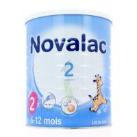 Novalac 2 Lait En Poudre 2ème âge B/800g* à MONTEUX