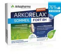 Arkorelax Sommeil Fort 8H Comprimés B/15 à MONTEUX