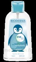 Abcderm H2o Solution Sans Rinçage Nettoyante Bébé Fl Pompe/1l à MONTEUX