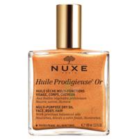 Huile prodigieuse® or - huile sèche multi-fonctions visage, corps, cheveux100ml à MONTEUX