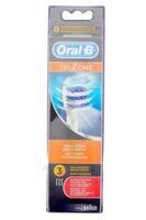 Brossette De Rechange Oral-b Trizone X 3 à MONTEUX