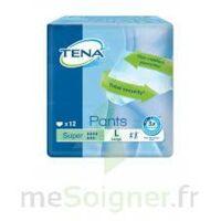 Tena Pants Super Slip Absorbant Incontinence Urinaire Large Sachet/12 à MONTEUX