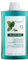 Klorane Menthe Aquatique Shampooing Détox 400ml à MONTEUX