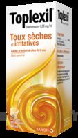 Toplexil 0,33 Mg/ml, Sirop 150ml à MONTEUX