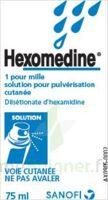 Hexomedine 1 Pour Mille, Solution Pour Pulvérisation Cutanée En Flacon Pressurisé à MONTEUX