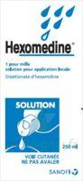 Hexomedine 1 Pour Mille S Appl Loc Fl/250ml à MONTEUX