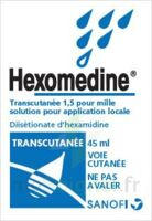 Hexomedine Transcutanee 1,5 Pour Mille, Solution Pour Application Locale à MONTEUX