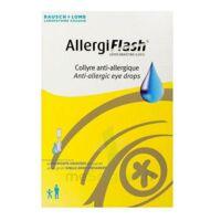 Allergiflash 0,05 %, Collyre En Solution En Récipient Unidose à MONTEUX