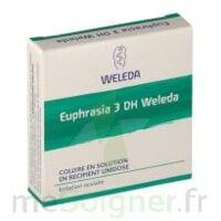 Euphrasia 3dh Weleda, Collyre En Solution En Récipient Unidose à MONTEUX