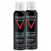 VICHY mousse à raser peau sensible LOT à MONTEUX