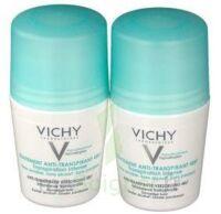 VICHY TRAITEMENT ANTITRANSPIRANT BILLE 48H, fl 50 ml, lot 2 à MONTEUX