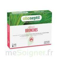 Olioseptil Bronches 15 Gélules à MONTEUX
