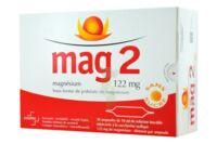 Mag 2 122 Mg S Buv En Ampoule Sans Sucre édulcoré à La Saccharine Sodique 30amp/10ml à MONTEUX