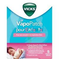 VICKS VAPOPATCH ENFANTS à MONTEUX