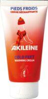 Akileïne Crème réchauffement pieds froids 75ml à MONTEUX