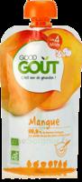 Good Goût Alimentation infantile mangue Gourde/120g à MONTEUX