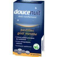 Doucenuit Antironflement Pastilles à La Menthe, Bt 16 à MONTEUX