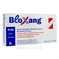 BLOXANG Eponge de gélatine stérile hémostatique B/5 à MONTEUX