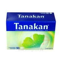 Tanakan 40 Mg, Comprimé Enrobé Pvc/alu/90 à MONTEUX