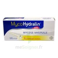Mycohydralin 500 Mg, Comprimé Vaginal à MONTEUX