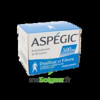 Aspegic 500 Mg, Poudre Pour Solution Buvable En Sachet-dose 20 à MONTEUX