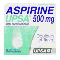 Aspirine Upsa 500 Mg, Comprimé Effervescent à MONTEUX