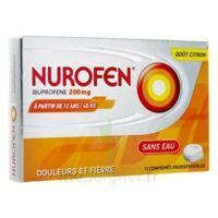 Nurofen 200 Mg, Comprimé Orodispersible à MONTEUX